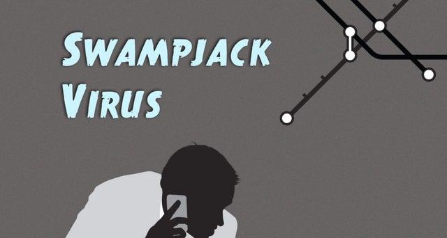 Book review: Swampjack Virus by Nicholas Litchfield