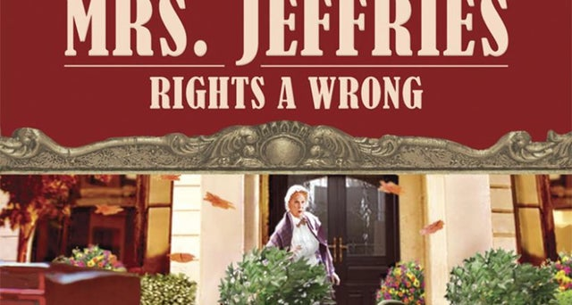 LEP.CO.UK - Mrs. Jeffries Rights a Wrong by Emily Brightwell