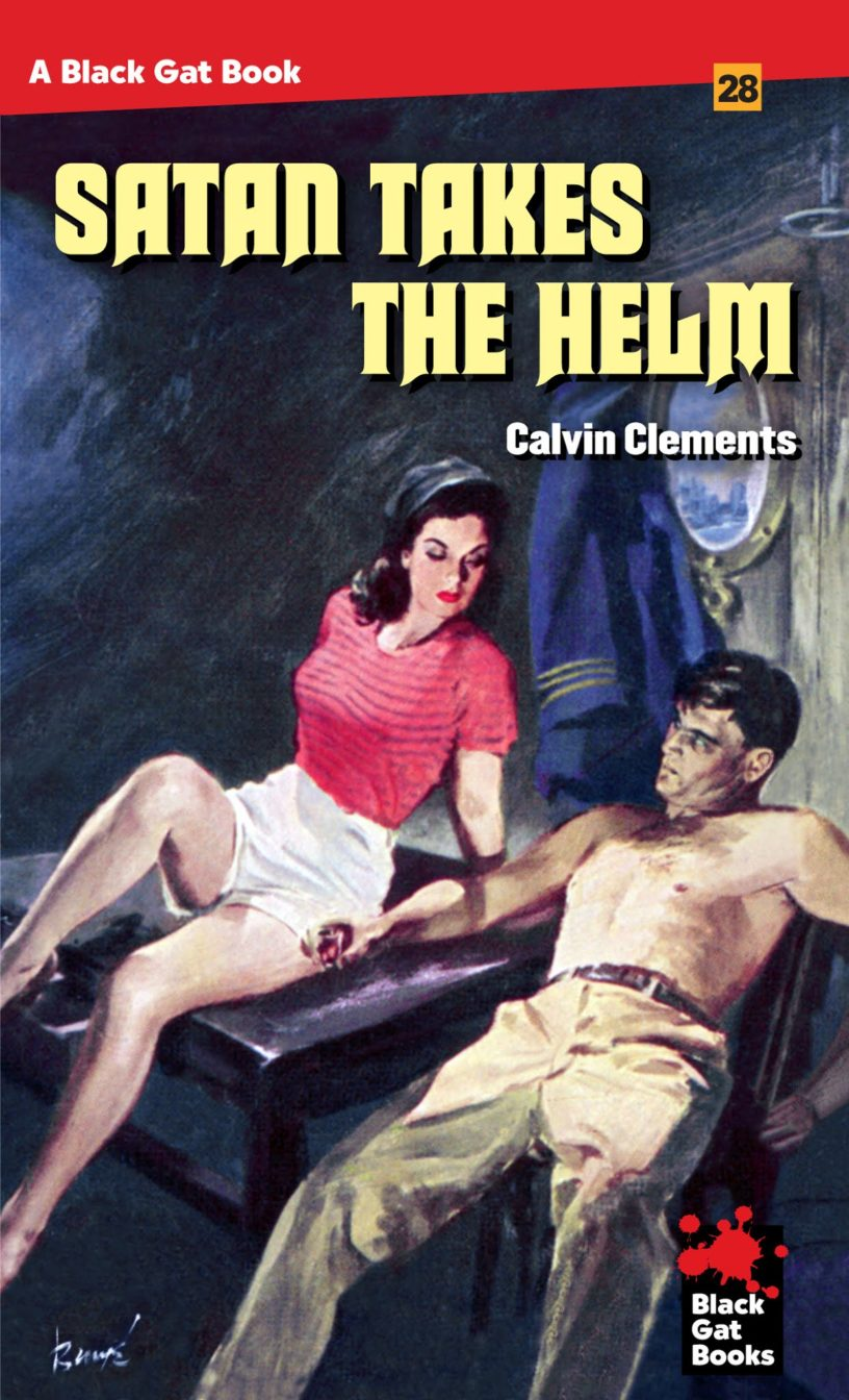 Satan Takes the Helm by Calvin Clements